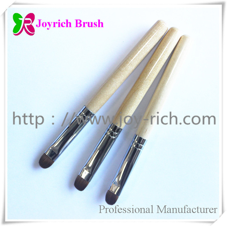 JRF1--Natrual wooden handle french nail brush